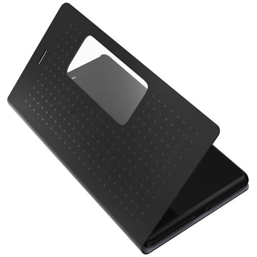 Productafbeelding van de Huawei Ascend P7 View Flip Cover Black