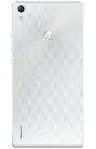 Productafbeelding van de Huawei Ascend P7 White