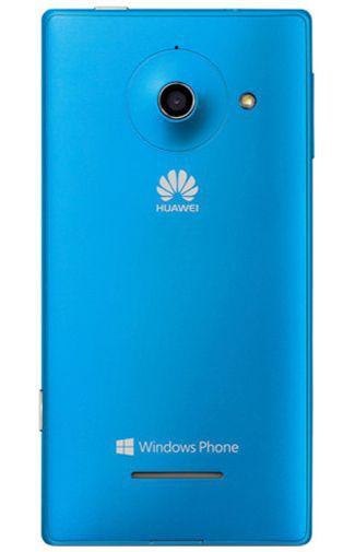 Productafbeelding van de Huawei Ascend W1 Blue