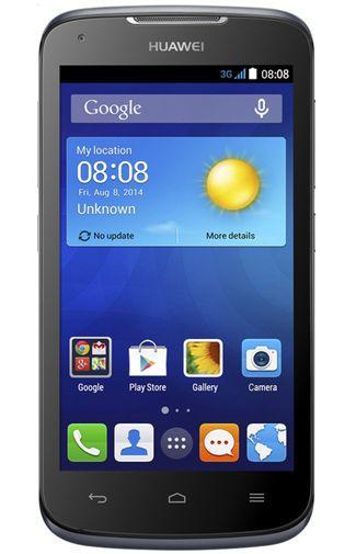 Productafbeelding van de Huawei Ascend Y540 Dual Sim Black