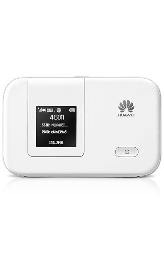 Productafbeelding van de Huawei E5372 Mobile WiFi Router White