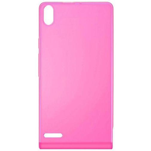 Productafbeelding van de Huawei Edge TPU Case Ascend P6 Pink Rose