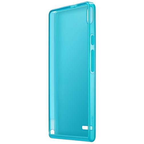 Productafbeelding van de Huawei Edge TPU Case Ascend P6 Turquoise