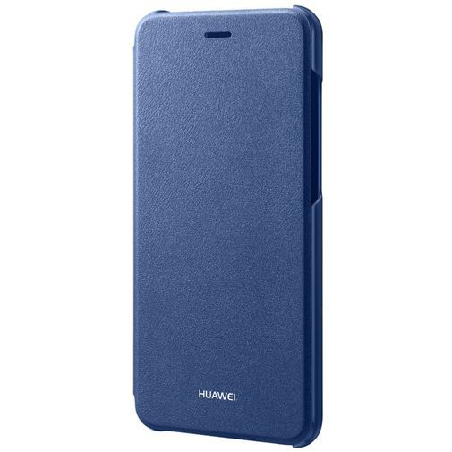 Productafbeelding van de Huawei Flip Cover Blue P8 Lite (2017)