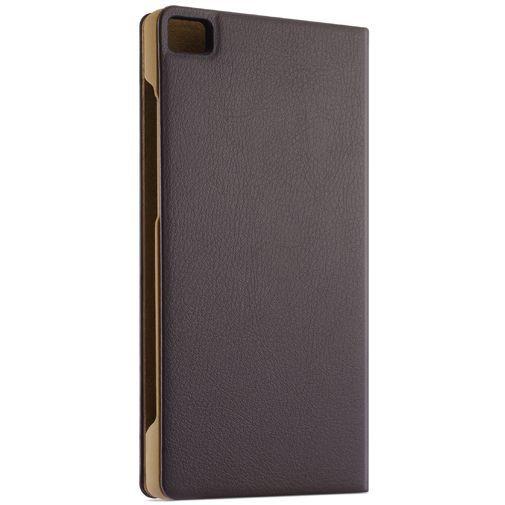 Productafbeelding van de Huawei Flip Cover Brown Huawei P8