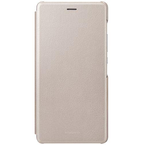 Productafbeelding van de Huawei Flip Cover Gold P9 Lite