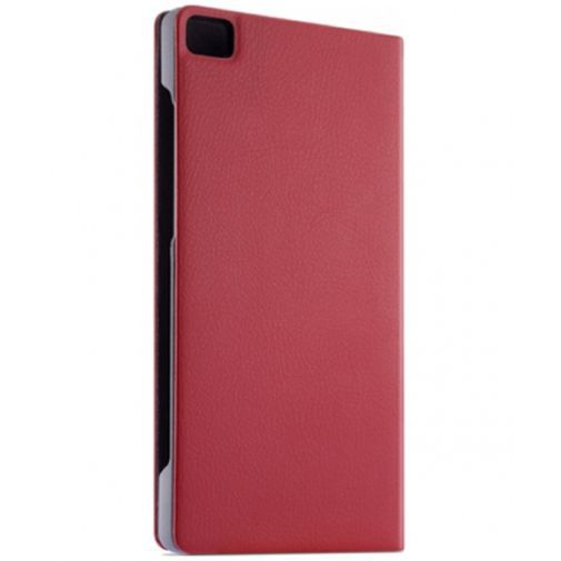 Productafbeelding van de Huawei Flip Cover Red Huawei P8 Lite
