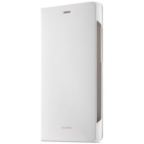 Productafbeelding van de Huawei Flip Cover White Huawei P8 Lite