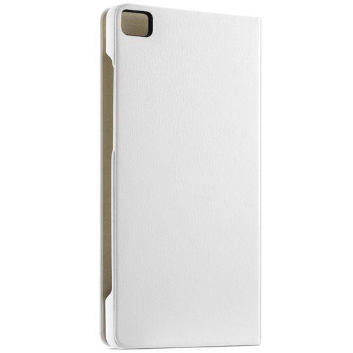 Productafbeelding van de Huawei Flip Cover White Huawei P8