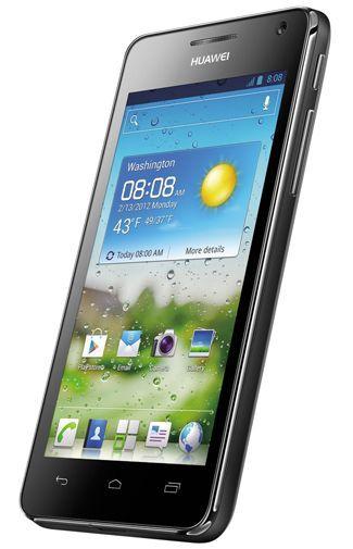 Productafbeelding van de Huawei Ascend G615 Black