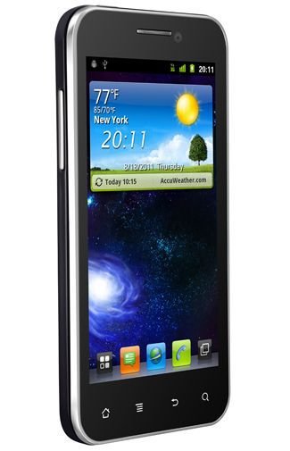 Productafbeelding van de Huawei Honor U8860 Black