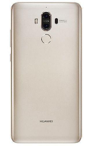 Productafbeelding van de Huawei Mate 9 Dual Sim Gold