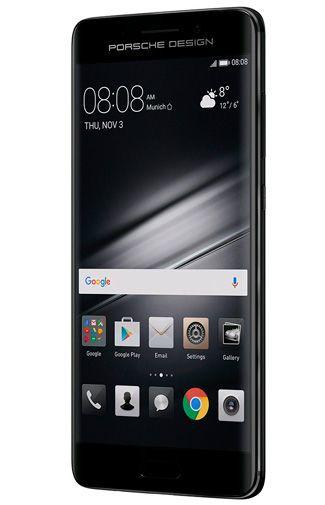 Productafbeelding van de Huawei Mate 9 Porsche Design Black