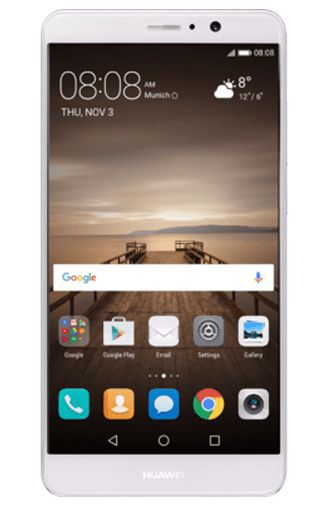 Productafbeelding van de Huawei Mate 9 Dual Sim Silver