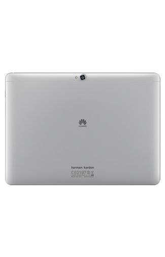 Productafbeelding van de Huawei MediaPad M2 10.1 WiFi + 4G Silver