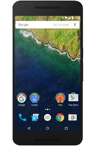 Productafbeelding van de Huawei Nexus 6P 64GB Black