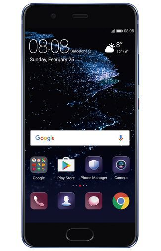Productafbeelding van de Huawei P10 Dual Sim Blue
