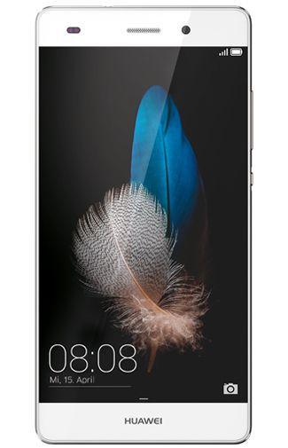Productafbeelding van de Huawei P8 Lite Dual Sim White