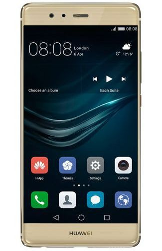 Productafbeelding van de Huawei P9 Dual Sim Gold