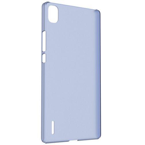 Productafbeelding van de Huawei TPU Case Blue Ascend P7