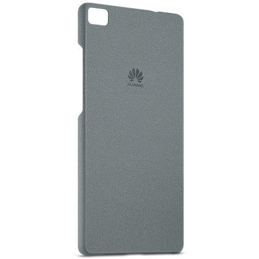 Productafbeelding van de Huawei TPU Case Grey Huawei P8