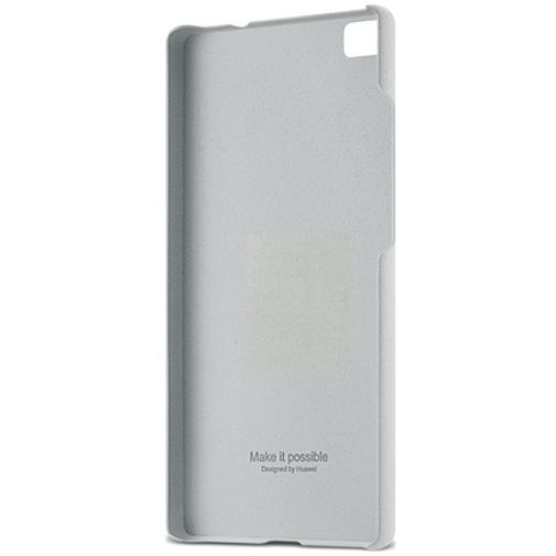 Productafbeelding van de Huawei TPU Case Light Grey Huawei P8 Lite