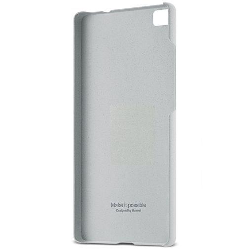 Productafbeelding van de Huawei TPU Case Light Grey Huawei P8