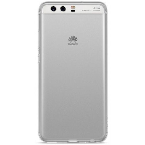 Productafbeelding van de Huawei TPU Cover Transparent Grey P10