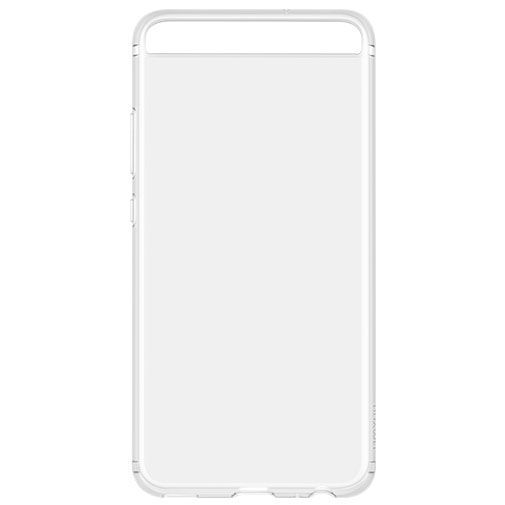 Productafbeelding van de Huawei TPU Cover Transparent Grey P10 Plus
