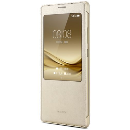 Productafbeelding van de Huawei View Cover Gold Mate 8