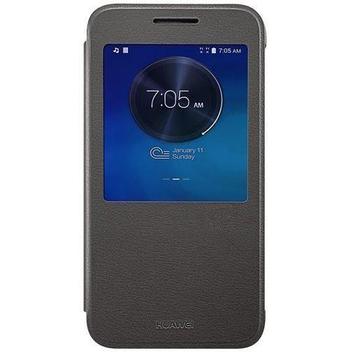 Productafbeelding van de Huawei View Cover Brown Ascend G7