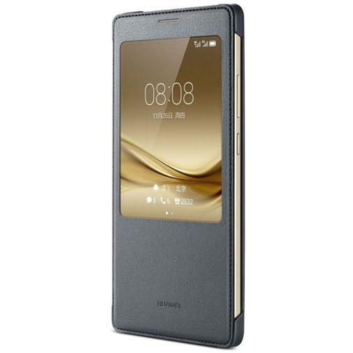 Productafbeelding van de Huawei View Cover Dark Grey Huawei P9 Plus
