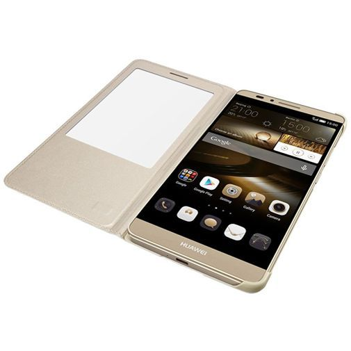 Productafbeelding van de Huawei View Cover Gold Ascend Mate 7