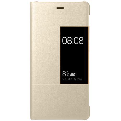 Productafbeelding van de Huawei View Cover Gold Huawei P9