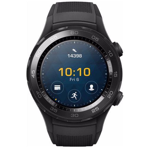 Productafbeelding van de Huawei Watch 2 Sport Black