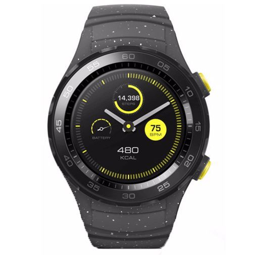 Productafbeelding van de Huawei Watch 2 Sport Grey