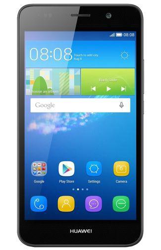 Productafbeelding van de Huawei Y6 Dual Sim Black
