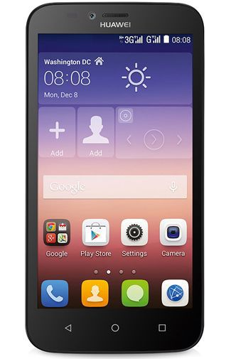 Productafbeelding van de Huawei Y625 Dual Sim Black