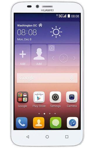 Productafbeelding van de Huawei Y625 Dual Sim White