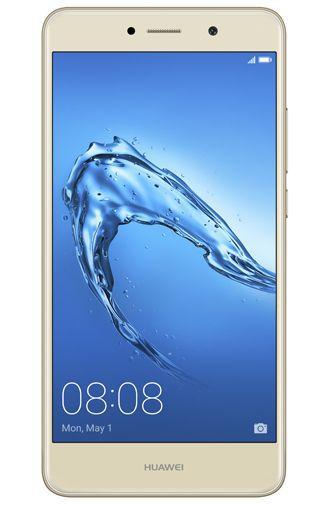 Productafbeelding van de Huawei Y7 Dual Sim Gold