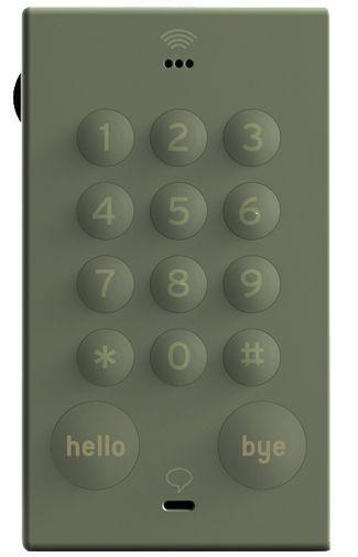 Productafbeelding van de John's Phone Green
