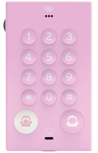 Productafbeelding van de John's Phone Pink