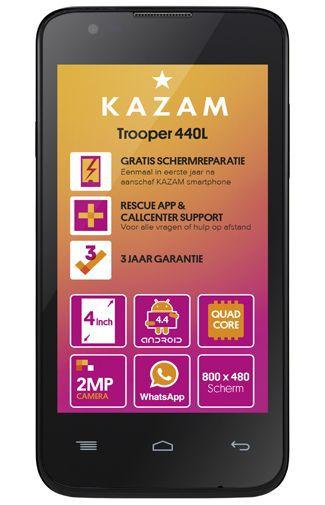 Productafbeelding van de Kazam Trooper 440L 4G Black