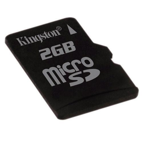 Productafbeelding van de Kingston microSD 2GB