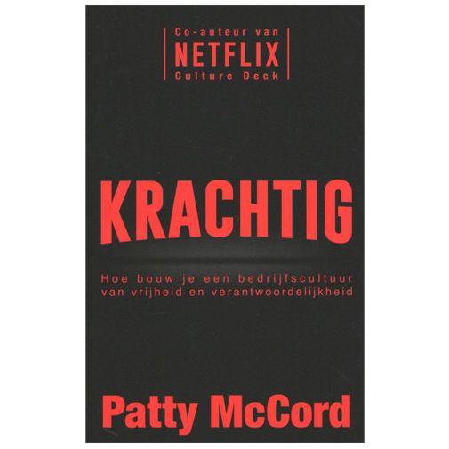 Productafbeelding van de Krachtig - Patty McCord
