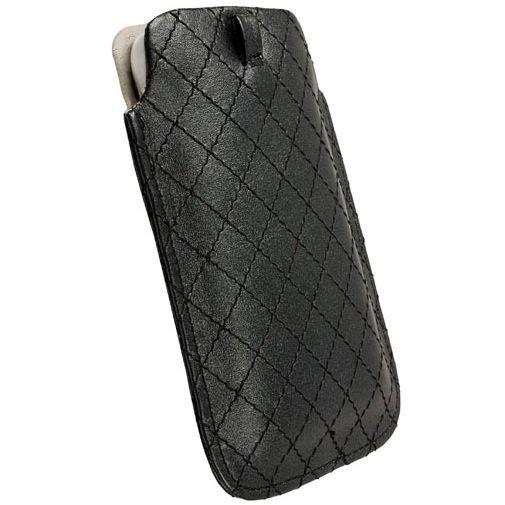 Productafbeelding van de Krusell Avenyn Pouch Black Medium