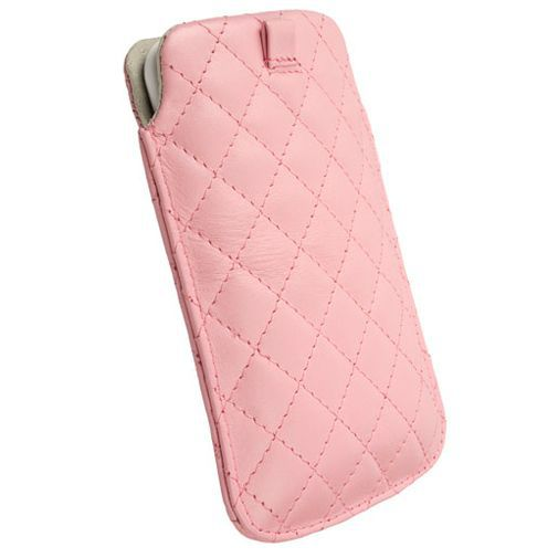 Productafbeelding van de Krusell Avenyn Pouch Pink Large
