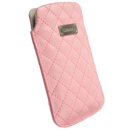 Productafbeelding van de Krusell Avenyn Pouch Pink Medium