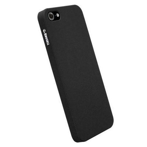 Productafbeelding van de Krusell Colorcover Apple iPhone 5 Black
