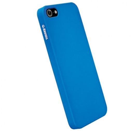 Productafbeelding van de Krusell Colorcover Apple iPhone 5 Blue